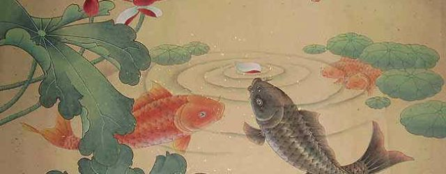 سبک نقاشی چینی