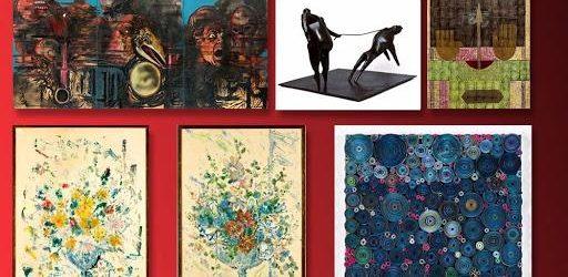 حراج هنر قرن بیستم خاورمیانه ساتبیز با آثار ایرانی